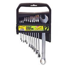 Alloid Набор ключей комбинированных. 12 предметов (НК-1061-12)