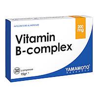 Yamamoto Nutrition Vitamin B-Complex 30 caplets