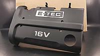 Плита двигателя накладка клапанной крышки NEXIA 1.5 DOHC, LANOS 1.6 DOHC GM Корея (ориг)