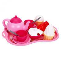 """Игровой набор """"Технок"""", игрушки для девочек,дитяча кухня,Игрушечный набор посуды,Набор посуды,Детская кухня"""