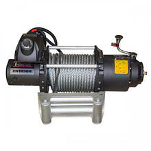 Лебедка FEW-18500 24V/8,385 т Fire Work series (8662100)