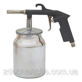 Пневмопістолет піскоструменевий мет. бак Sigma SKL11-236601