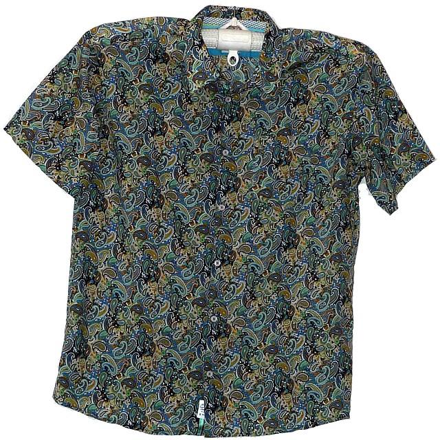 Молодежная модная рубашка