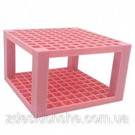 Підставка для кистей і канцелярії Artists Organization Rack рожева SKL32-276066