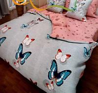 Комплект лостільної білизни від виробника (2-х СП) (Комплект постельного белья производитель (2-х СП))