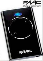 Faac xt2 868slh 2-х канальний пульт на автоматику воріт