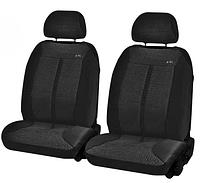 Маечки SUPER MALIBU на передние сиденья ✓ цвет: черный