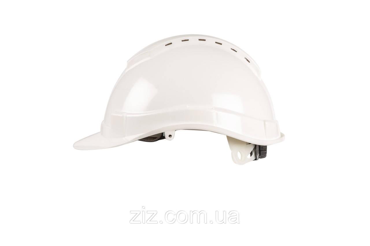 Каска захисна SAFE-GUARD 2110 (біла)