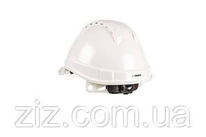 Каска захисна SAFE-GUARD 2110 (біла), фото 2