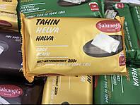 Халва кунжутная (тахинная) Sahinoglu Pistachio 200г Турция