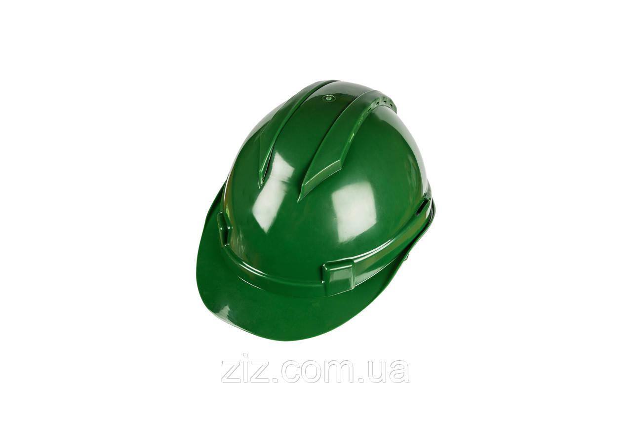 Каска захисна SAFE-GUARD 2150 (зелена)