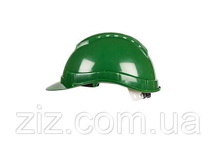 Каска захисна SAFE-GUARD 2150 (зелена), фото 2