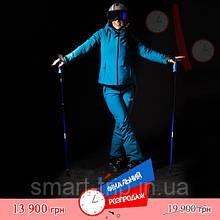 Жіночий лижний костюм 3 в 1 EA7 Armani Ski Ride 2020 XS (6gtv01-tnq8z-0801-XS) VD