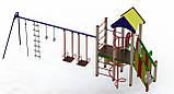 """Ігровий комплекс """"Єнотік плюс"""" для дитячого майданчика Прумиум Клас., фото 3"""