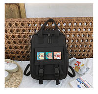 Сумка рюкзак для подростка школьный, водонепроницаемый в стиле Канкен Flame Horse
