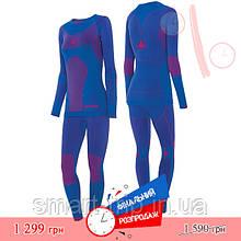 Термобілизна комплект VIKING Cloe жіночий M 2021 синій 500/16/5360/15-m VD