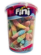Мармеладные конфеты Fini Worms  в пластиковом стакане, 200 гр