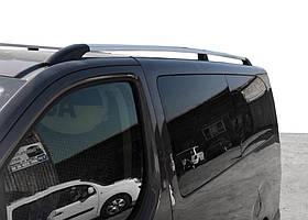 Peugeot Expert 2017↗ рр. Рейлінги Хром XL база, пластикова ніжка