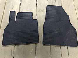 Nissan NV300 2016↗ рр. Гумові килимки (2 шт, Polytep)