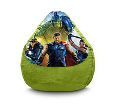 """Кресла мешки """"Hulk"""""""