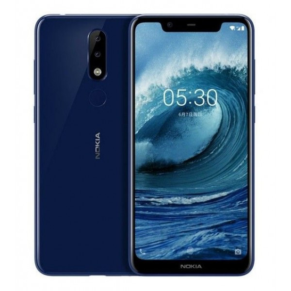 Смартфон Nokia 6.1 Plus 4/64GB Dual Sim Blue