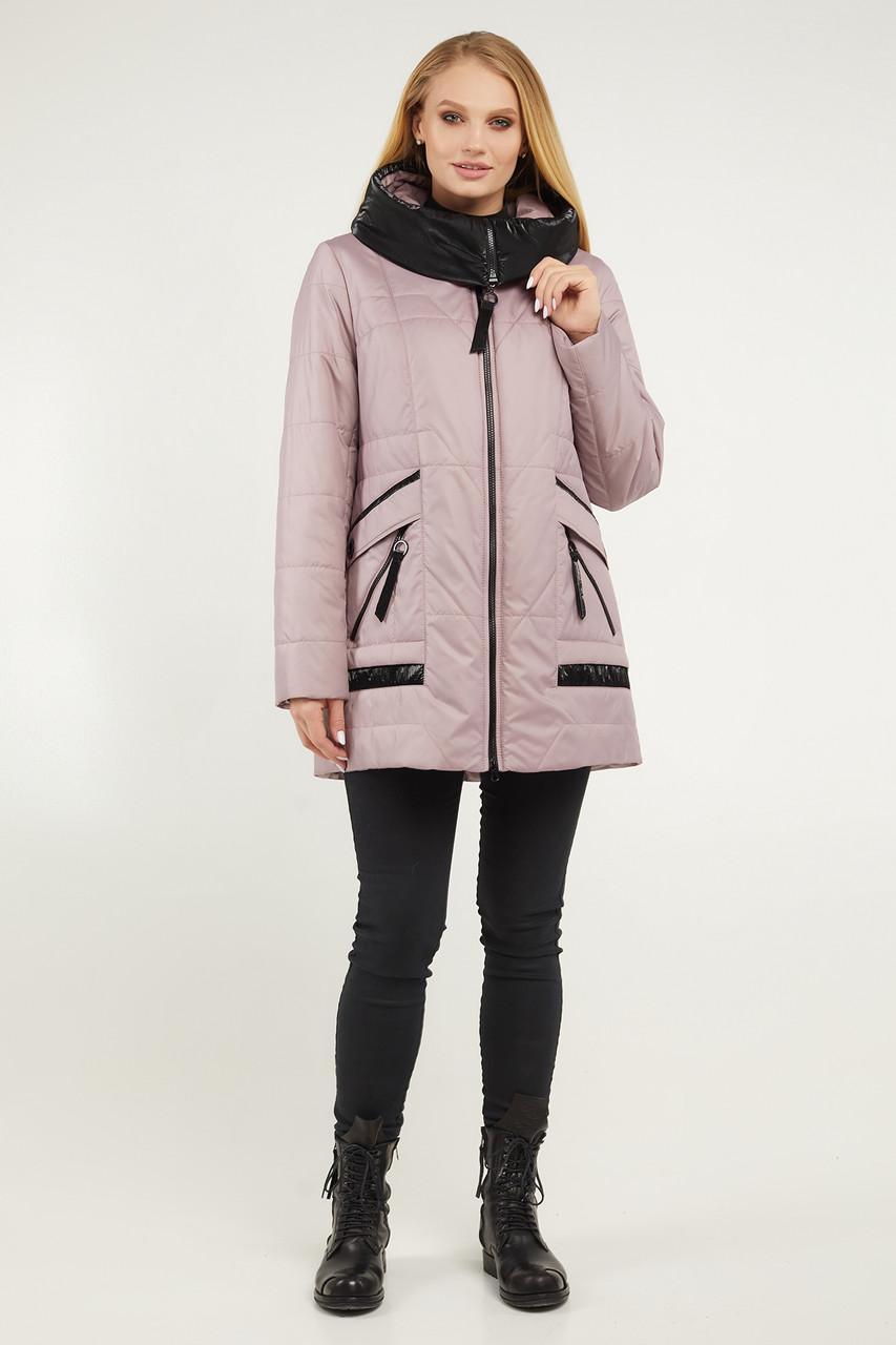 Стьобаний демісезонна куртка з 52 по 58 розмір
