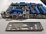 Asus H77 (P8H77-V LE), socket 1155, ATX motherboard., фото 2