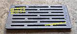 Чавунний Колосник (415х190 мм) чавунне лиття, печі, мангал, барбекю, котли, фото 2