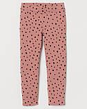 Треггинсы Горошек для девочки H&M, фото 3