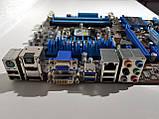 Asus H77 (P8H77-V), socket 1155, ATX motherboard., фото 2