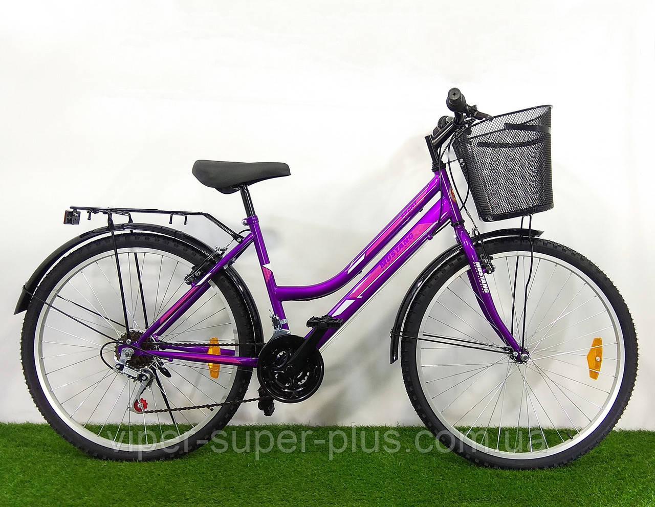Міський велосипед Mustang Sport 26*162