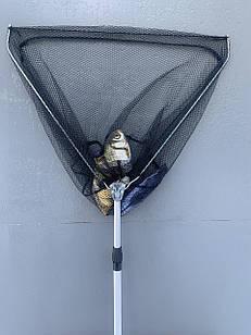 Підсаку трикутний 40*40 см ручка 1.7 м, складаний