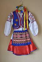 Карнавальный костюм Украинка национальный украинский костюм