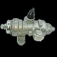 Регулятор давления воздуха КАМАЗ 100.3512010. Регулятор тиску повітря КАМАЗ