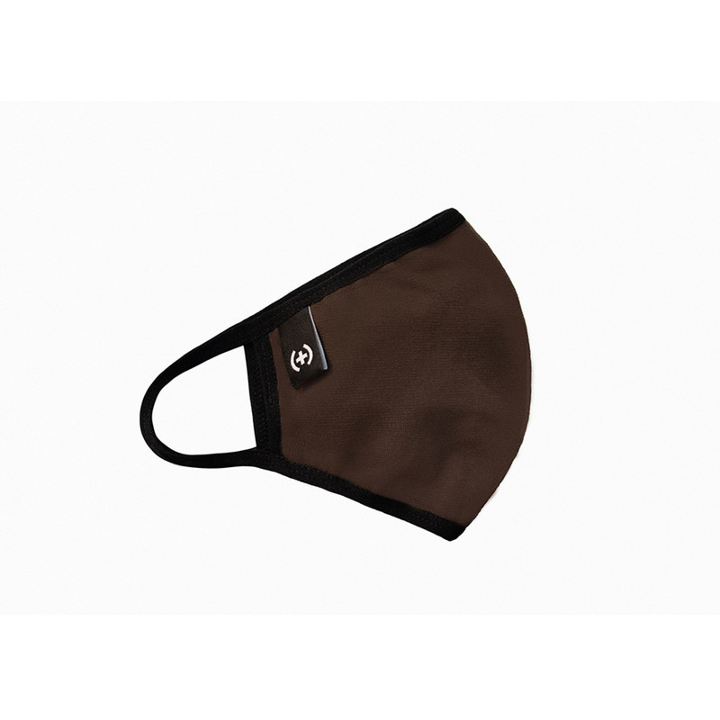 Маска захисна Sammy Icon коричневого кольору Coffee mask