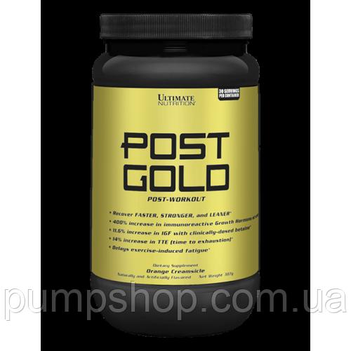После тренировочный комплекс аминокислот Ultimate Nutrition Post Gold 30 порц. (уценка)