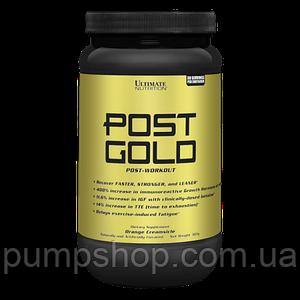 Після тренувальний комплекс амінокислот Ultimate Nutrition Post Gold 30 порц. (уцінка)