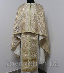 Священичі ризи, білий