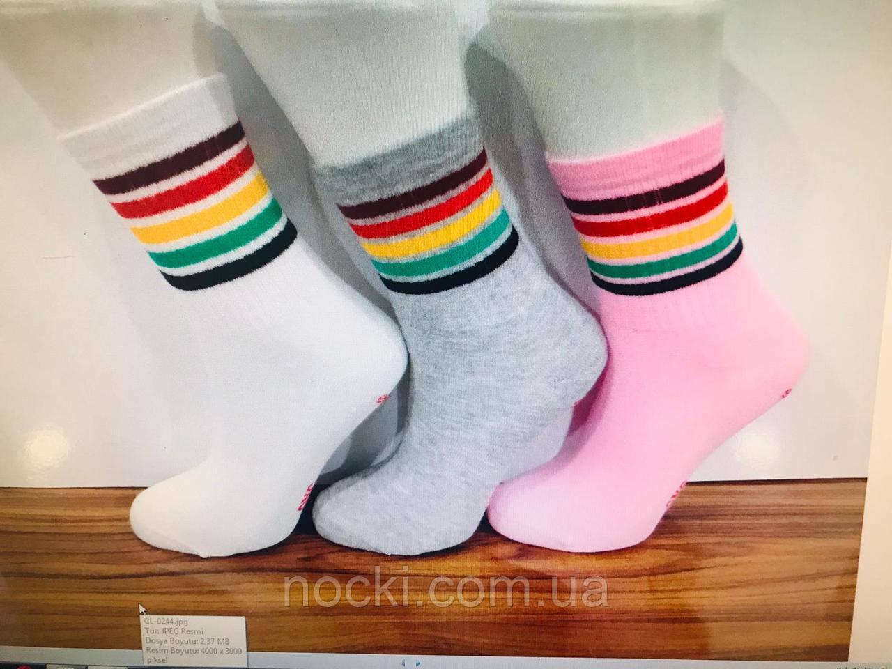 Дитячі шкарпетки стрейчеві комп'ютерні Onurcan б/р 7 0243