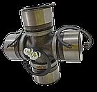 Крестовина с/х шарнира (28 мм х 73 мм ) + стоп. кольца 4 шт, фото 2