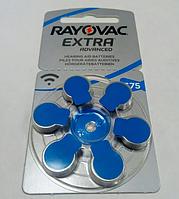 Батарейка VARTA RAYOVAC 675 C6 для слухового аппарата (PR44) (6шт)