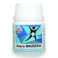 Бад Альга Филлум препарат для кишечника