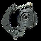 Кронштейн насоса ГУРа комплект с шкивом ЯМЗ 5336-3407203 СБ, фото 3
