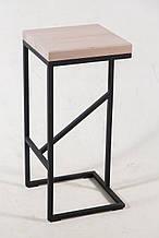 Барный стул GoodsMetall в стиле ЛОФТ 750х350х350 БС225