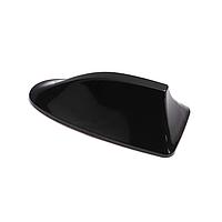 Декоративная антенна внешняя акулий плавник FM антенна плавник на крышу, универсал, хетчбэк, кроссовер, черный