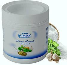 Морская соль с травами, приправа, 400 гр
