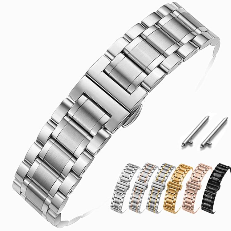 Браслет из нержавеющей стали для часов Samsung Galaxy Watch 3 45mm 22 мм