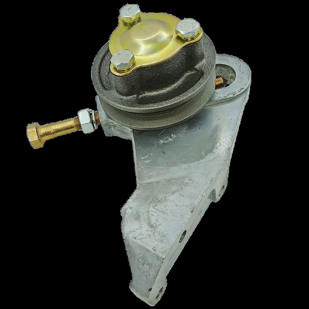 Натяжное устройство привода компрессора ЯМЗ-236 236-3509300. Натягувач ременя приводу компресора