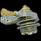 Натяжное устройство привода компрессора ЯМЗ-236 236-3509300. Натягувач ременя приводу компресора, фото 2