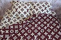 Комплект полуторного постільної білизни Ranforce - Даманхур